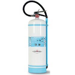 Amerex® 2.5 gal Non-Magnetic Water Mist Extinguisher w/ Brass Valve & Wall Hook