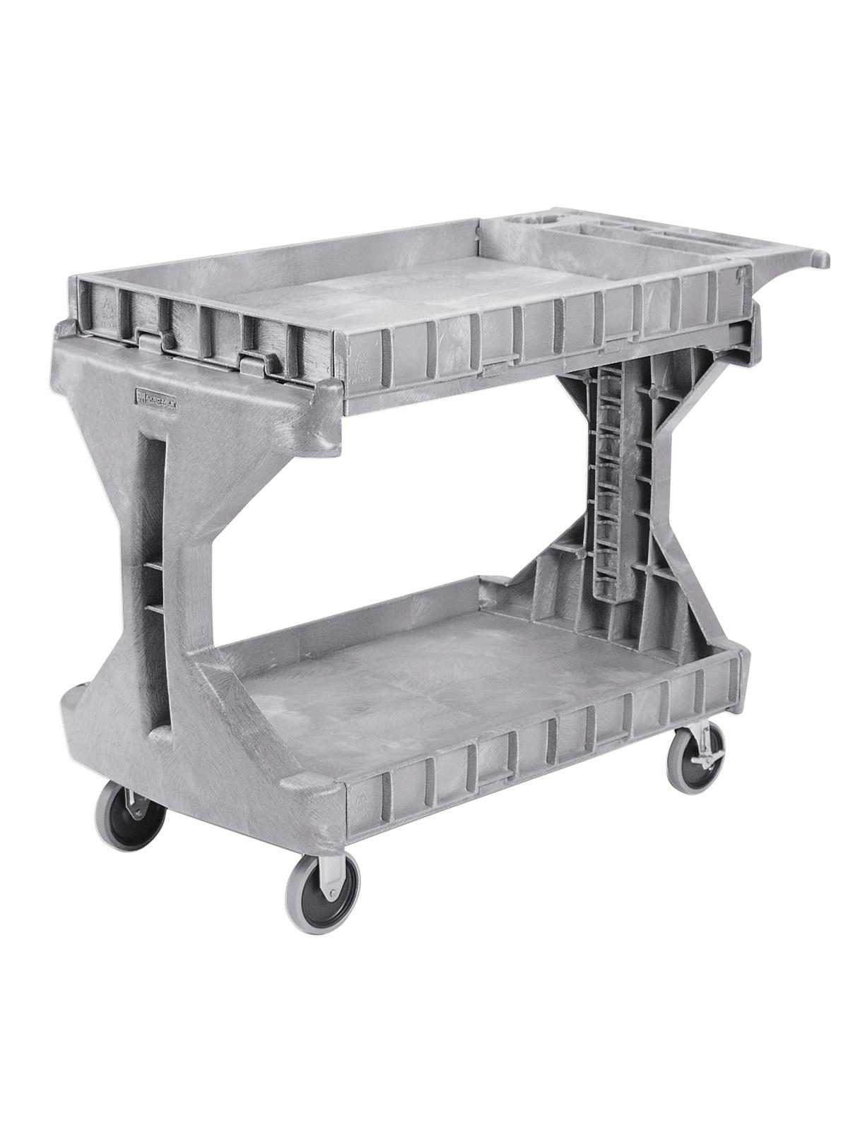Carts-Plastic Shelf