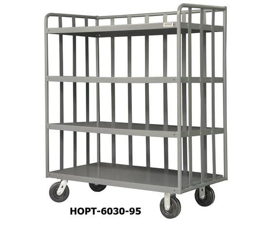 Carts-Steel Shelf
