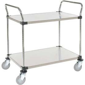 Stainless Steel/Galvanized shelf Carts