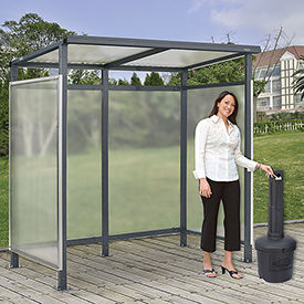 Bus & Smokers Shelters