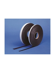 "MAGNETIC ROLL STOCK- .03"" Thick, Plain Magnet, 1"" x 50 x .03"", 50 Roll"