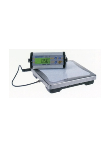 FED-CPW PLUS SERIES ADVANCED DIGITAL BENCH SCALES-440 lb. x 0.1 lb. / 200 kg. x 50 g.<br>7040 oz. x 2 oz. / 439 lb.:16 oz. x 2 oz.*, 12 x 12""