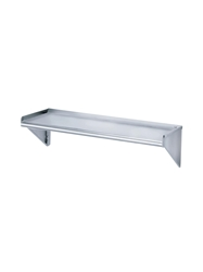 "WS-KD WALL SHELVES- 11-1/8"" x 2"