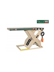 "LOAD REDI SCISSOR LIFTS- RM-48 Series 48"" Travel, 55-1/4"" Raised Height, 48 x 64-5/8"" Platform Size WxL, 6000 Cap. (lbs)"