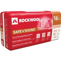 RXSS31525 Rockwool SafenSound Stone Wool Insulation