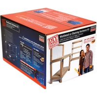 WBSK Simpson Strong-Tie Workbench & Shelf Kit WBSK, Workbench & Shelf Kit