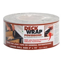 54103 MFM PowerBond DeckWrap Deck Flash Barrier DeckWrap Deck Flash Barrier
