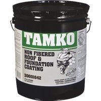30001274 Tamko Nonfibered Roof And Foundation Coating 30001274, Tamko Nonfibered Roof And Foundation Coating - 4.75 Gallons