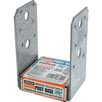 ABU44Z Simpson Strong-Tie ABU Post Base base post