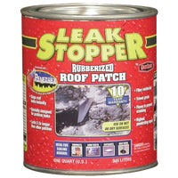 0318-GA Black Jack Leak Stopper Rubberized Roof Patch 0318-GA, Black Jack Leak Stopper Rubberized Roof Patch - 1 Quart
