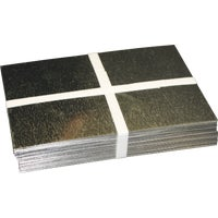 31410-TT60 Klauer Galvanized Step Flashing Shingle 31410-TT60, Galvanized Step Flashing Shingle