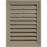 "RECTGV1824 PC 18"" x 24"" Rectangular Gable Vent 18"" x"