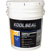 KS0063600-20 Premium White Elastomeric Roof Coating