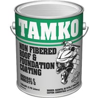 30001641 Tamko Nonfibered Roof And Foundation Coating 30001641, Tamko Nonfibered Roof And Foundation Coating - 1 GL
