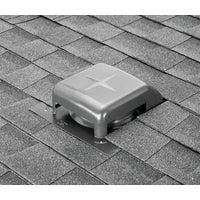 RVG40000 Airhawk 40 In. Galvanized Slant Back Roof Vent RVG40000, Airhawk 40 In. Galvanized Slant Back Roof Vent