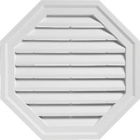 "OCTGV PW 22"" Octagon Gable Vent OCTGV PW, 22"" Octagon Gable Vent"