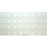 207 Dimensions Tin Look Nonsuspended Ceiling Tile & Backsplash