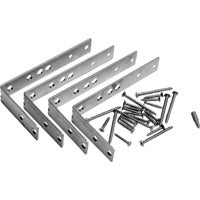 132049 Deckorators Multi-Angle Rail Bracket Hardware Kit Deckorators Multi-Angle Rail Bracket Hardware Kit