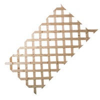 127740 Prowood Treated Lattice Panel lattice panel