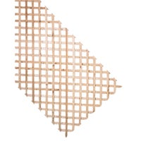127738 Prowood Treated Lattice Panel lattice panel