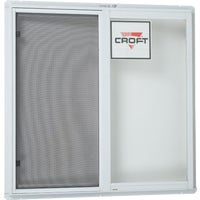 F49382 Croft Series 70 Aluminum Sliding Window With Screen croft series sliding window