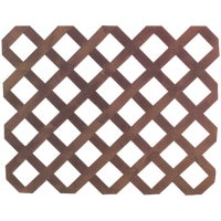 L3060 Real Wood Products Heavy-Duty Cedar Lattice Panel lattice panel