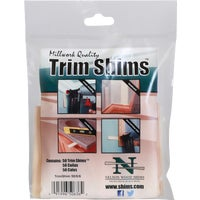 TRIMSHIM 50/6/6/40 Nelson Wood Shims Trim Shim