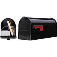E1100B00 Gibraltar Elite Series Post Mount Mailbox E11B#T1, Elite Series Rural Mailbox
