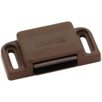 C080X0L-BR-U Liberty Heavy-Duty Magnetic Catch with Strike catch magnetic