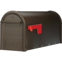 FM11BZ01 Gibraltar Franklin Post Mount Mailbox