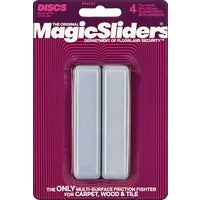 4124 Magic Sliders Self-Adhesive Appliance and Furniture Glide furniture glide magic sliders