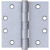 HG100315 Tell Commercial Stainless Steel Square Plain Bearing Hinge