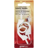 122244 Hillman Anchor Wire 1-1-/4 In. Safety Hook hook safety