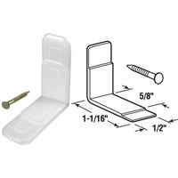 R 7153 Prime-Line Plastic Wear Strip drawer glide