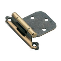 BPR7629AE Amerock Self-Closing Variable Overlay Hinge hinge modern overlay