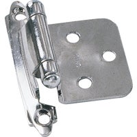28726 Laurey Self-Closing Overlay Hinge With Wood Screws hinge overlay