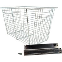 7510141334 FreedomRail Chrome Basket 7510141334, Freedom Rail Chrome Basket