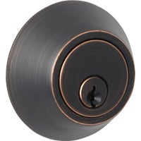 D101ORB CP Steel Pro Single-Cylinder Deadbolt