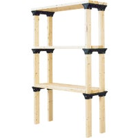 90128MI Hopkins ShelfLink Shelf Bracket shelving wood