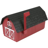 T-1003 Flambeau T3 Barn Post Mount Mailbox T-1003, Barn Mailbox