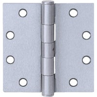HG100322 Tell Commercial Stainless Steel Square Plain Bearing Hinge