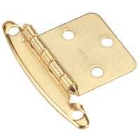BPR76783 Amerock Non Self-Closing Overlay Hinge decorative hinge overlay