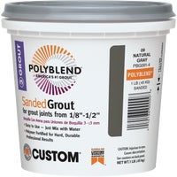 PBG1221-4 Custom Building Products Polyblend Sanded Tile Grout grout tile