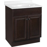"CBC14824A Continental Cabinets Richmond Vanity with Top CBC14824A, Richmond 24"" Vanity & Top Combo"