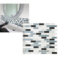 SM1041-1 Smart Tiles Original Peel & Stick Backsplash tile wall