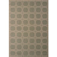 101 40840 58 United Weavers Mosaic Indoor/Outdoor Area Rug 1792, Drip Diverter - 25 Clear Drainage Hose - 1792