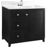 547018 Design House Shorewood Vanity Base base vanity