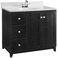 547034 Design House Shorewood Vanity Base base vanity