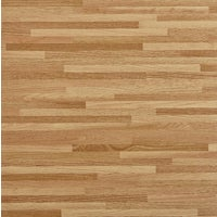 LVT-05 Home Impressions 12 In. x 12 In. Maple Strip Vinyl Floor Tile floor home impressions tile